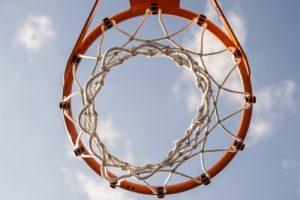 backsetball hoop